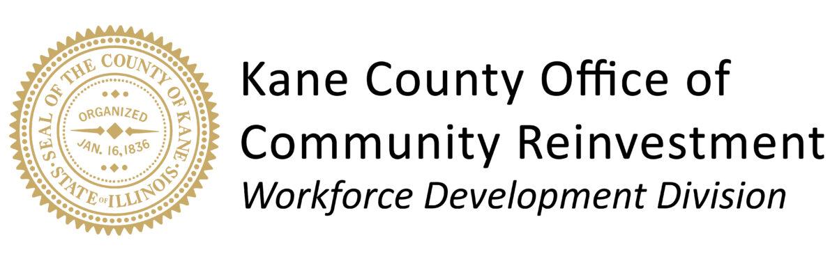 Kane County Office of Community Reinvestment, Workforce Development Division, Batavia, IL
